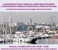 Convegno CCIAA di Pescara