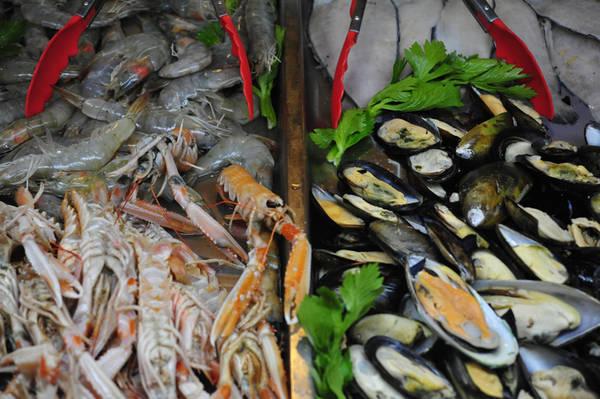 pesce nelle mense