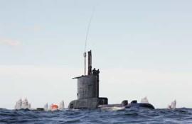 submarine mar della plata