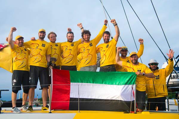 Vela: Volvo Ocean Race, Abu Dhabi vince la 5/a tappa