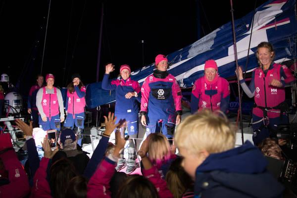 Vela: le donne di Team Sca vincono l'ottava tappa a Lorient