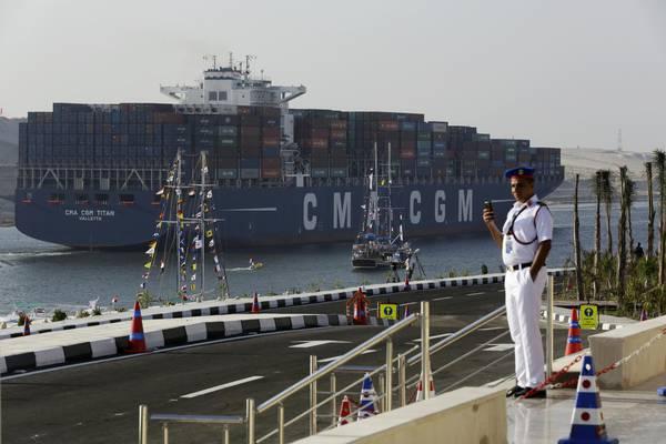 Nuovo Canale Suez,effetti economici sui traffici del Mediterraneo