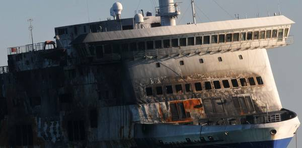 Relitti navi e barche abbandonate, ddl ad hoc sicurezza mare