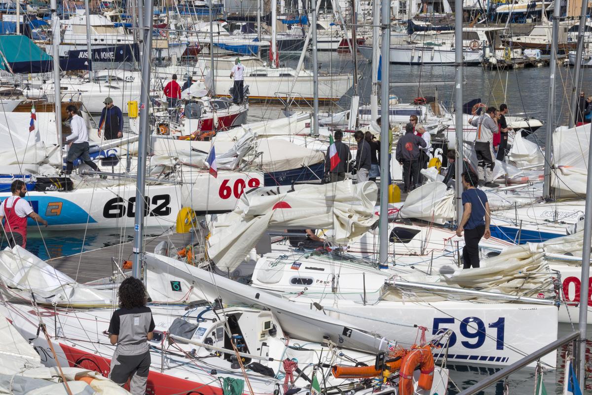 Gran Premio d'Italia Mini 650: foto e video della partenza