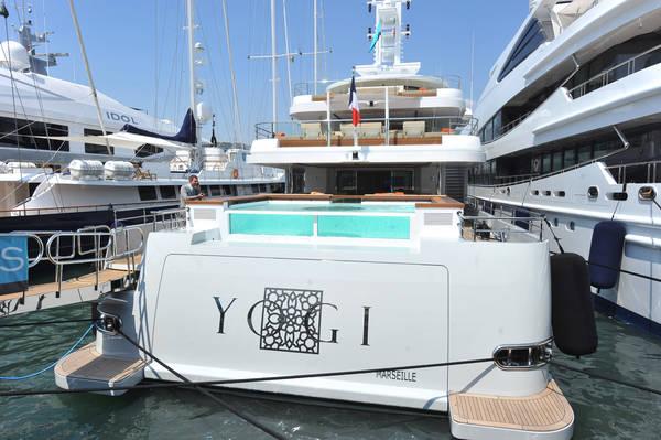A Genova vetrina degli yacht extralusso per vacanze da vip