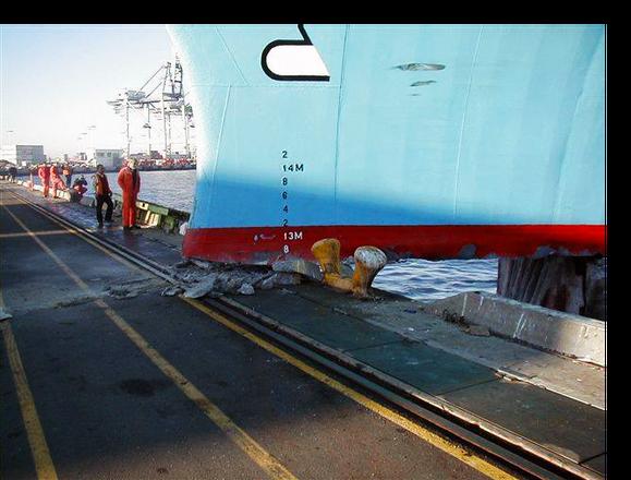 Porti: 470 urti contro banchine in 5 anni
