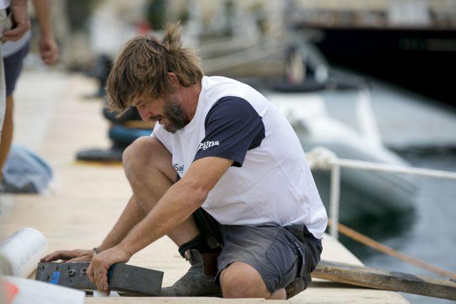 Middle Sea Race: Maserati Multi 70 ci sarà, sostituito il timone danneggiato