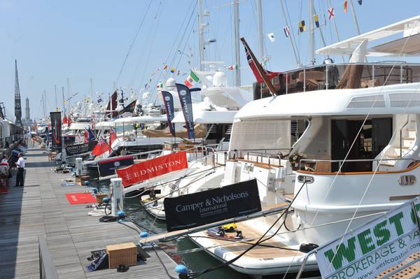 Nautica: maxiyacht, Italia leader col 43% del mercato mondiale