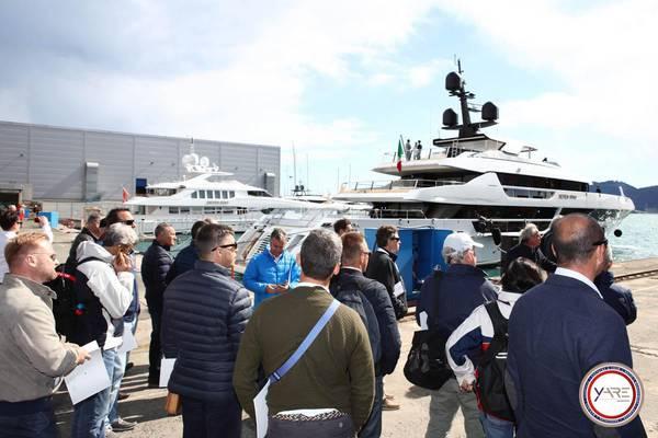Nautica: a Viareggio i capitani degli Superyacht mondiali