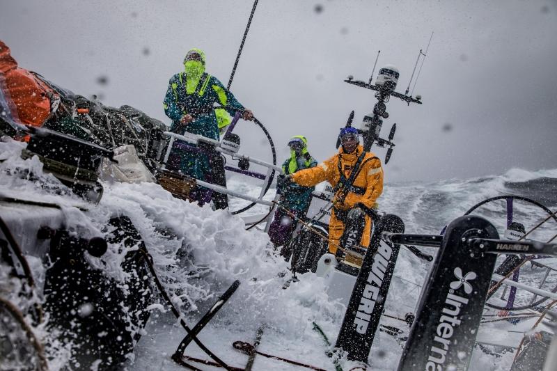 Volvo Ocean Race da record.