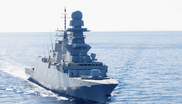 Riprese le ricerche dei dispersi del Bright, la Marina Militare impegna una fregata.