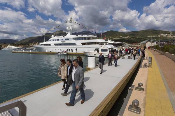 Liguria for Yachting: i marina liguri si mettono in rete