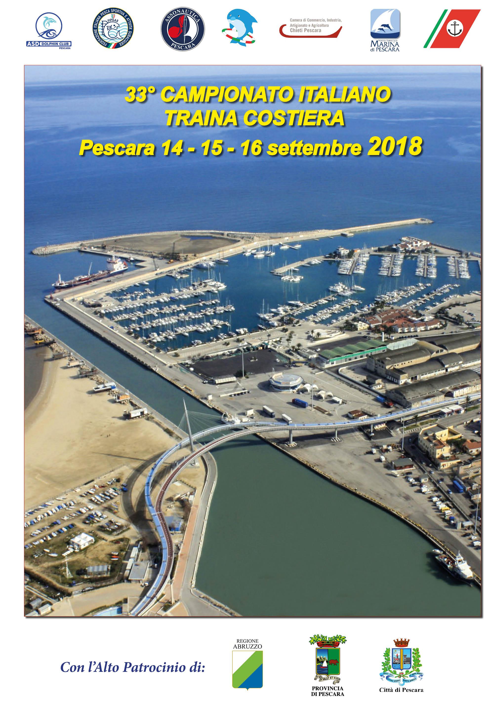 XXXIII Campionato Italiano di Traina Costiera