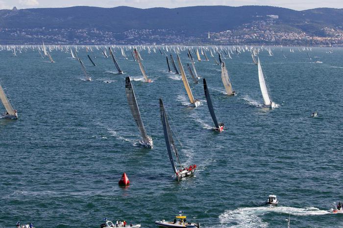 Barcolana: a Trieste regata festeggia 50 anni dal 5 al 14/10