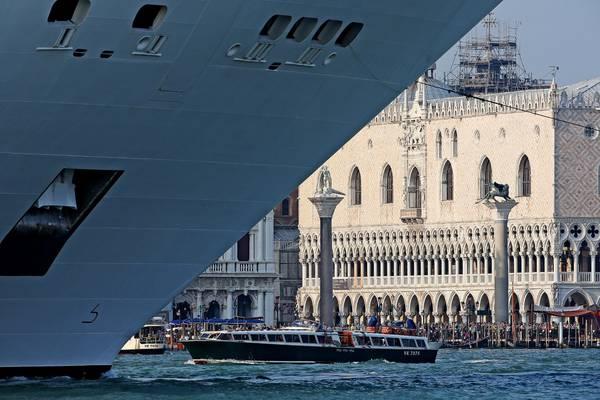 Grandi navi: Italia Nostra, chiediamo incontro a Toninelli