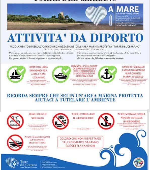 Area Marina Protetta Torre del Cerrano